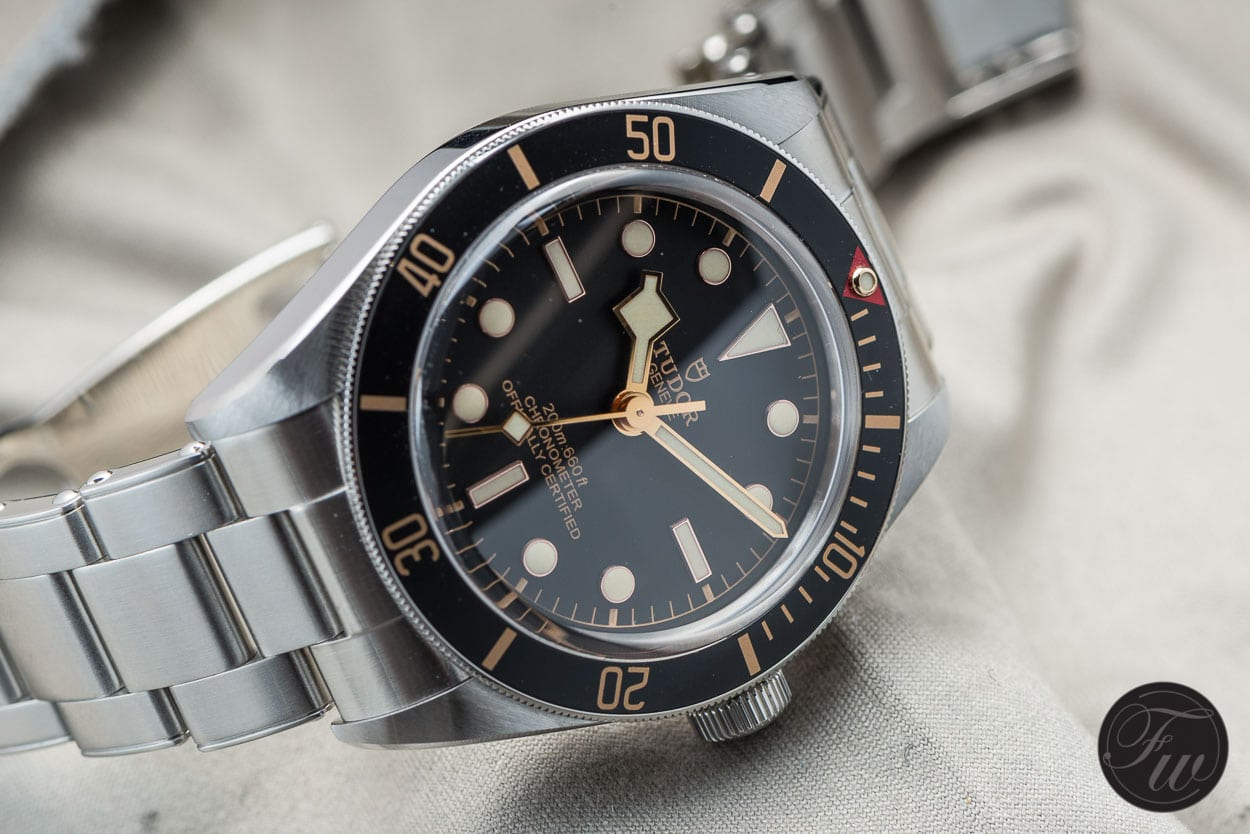 The New Tudor Black Bay Fifty Eight 39mm And A Thinner Case