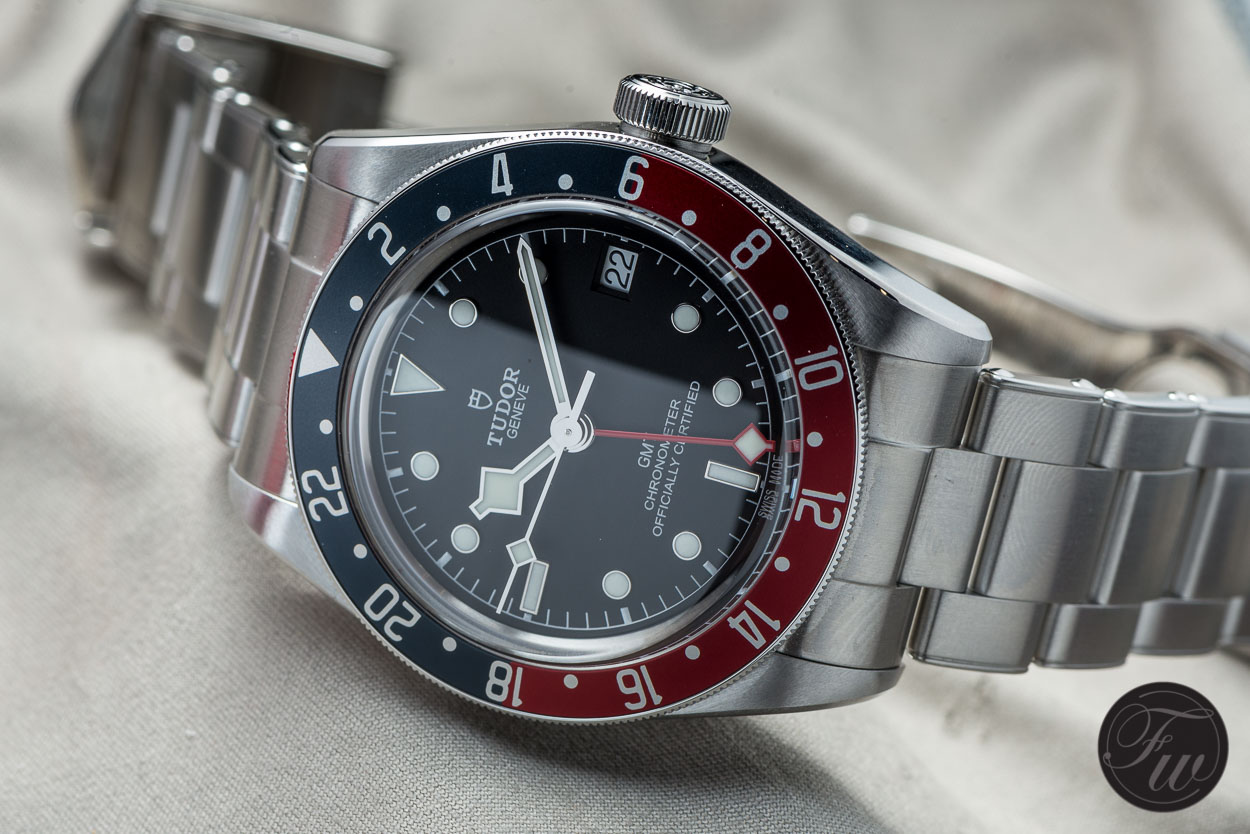 Weekend Read Rolex And Tudor S Gmt Watches Pepsi Battle