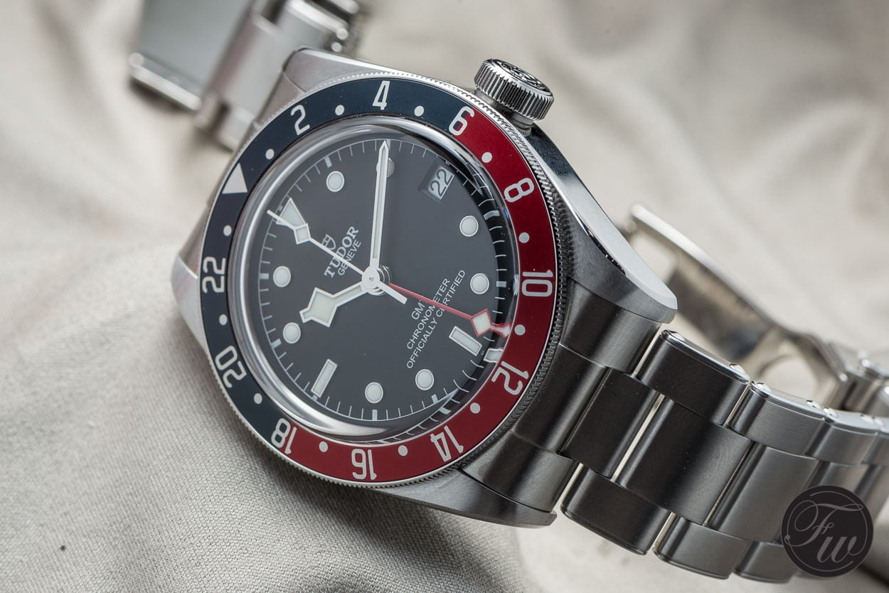 The Tudor Black Bay GMT - the Baselworld 2018 Shocker