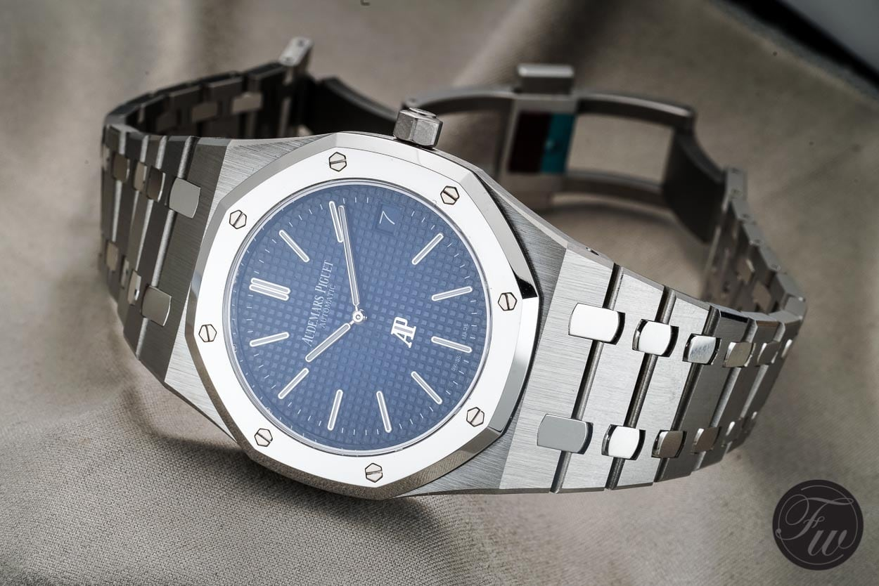 Hands On With The Audemars Piguet Royal Oak Jumbo In Titanium And