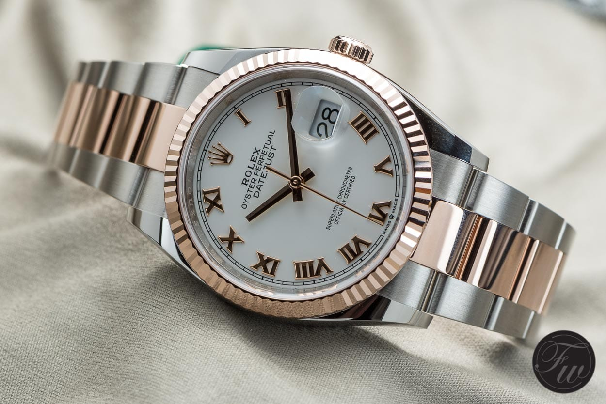 Why You Can T Go Wrong With The Rolex Datejust