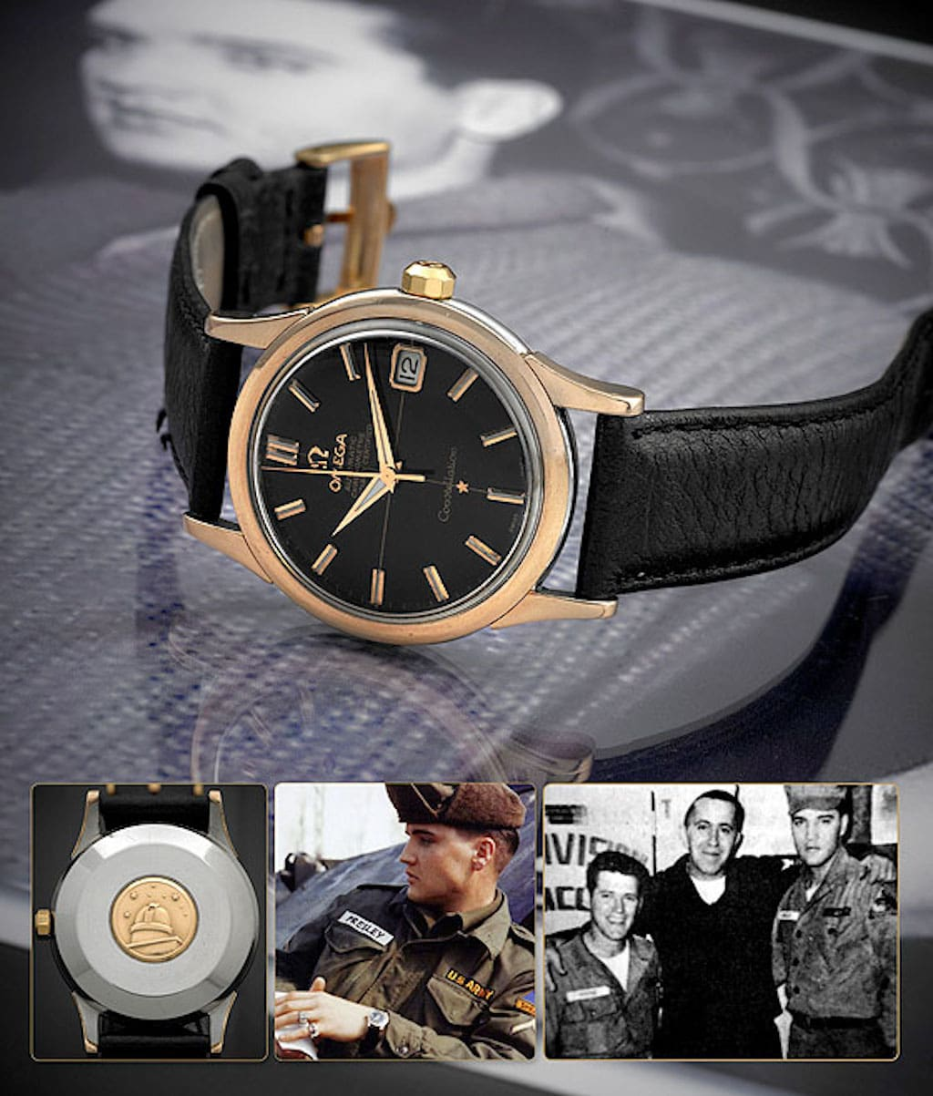 Watches Of The King - Elvis Presley's Notable Timepieces