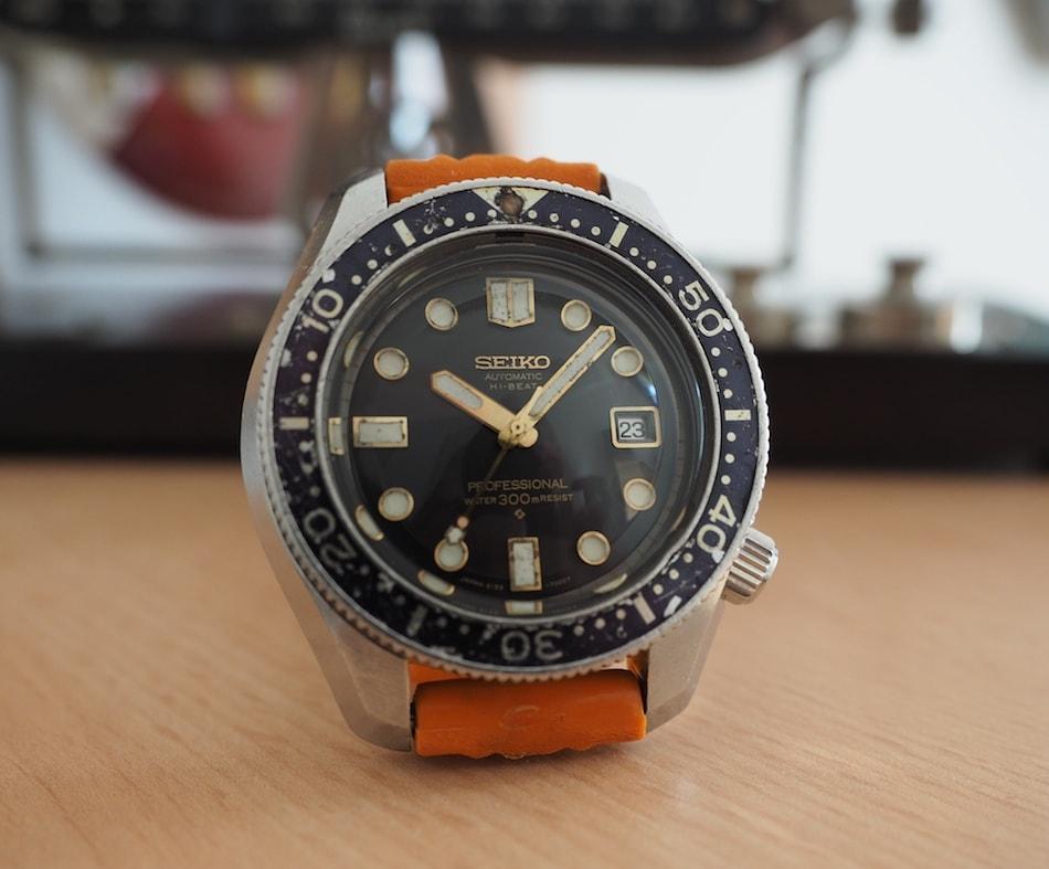 60's Vintage Diver Shootout - Top Vintage Seiko Divers