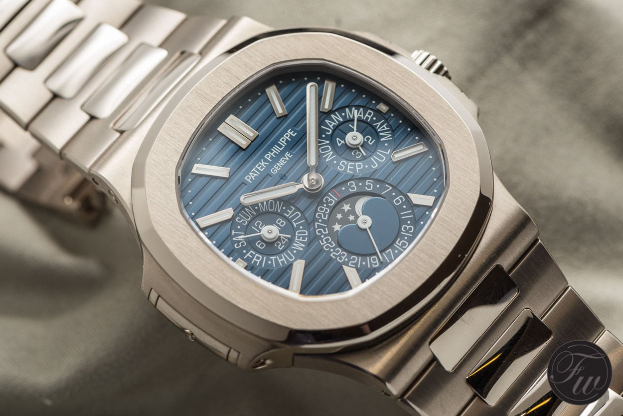 Hands On With The Patek Philippe Nautilus 5740 1g
