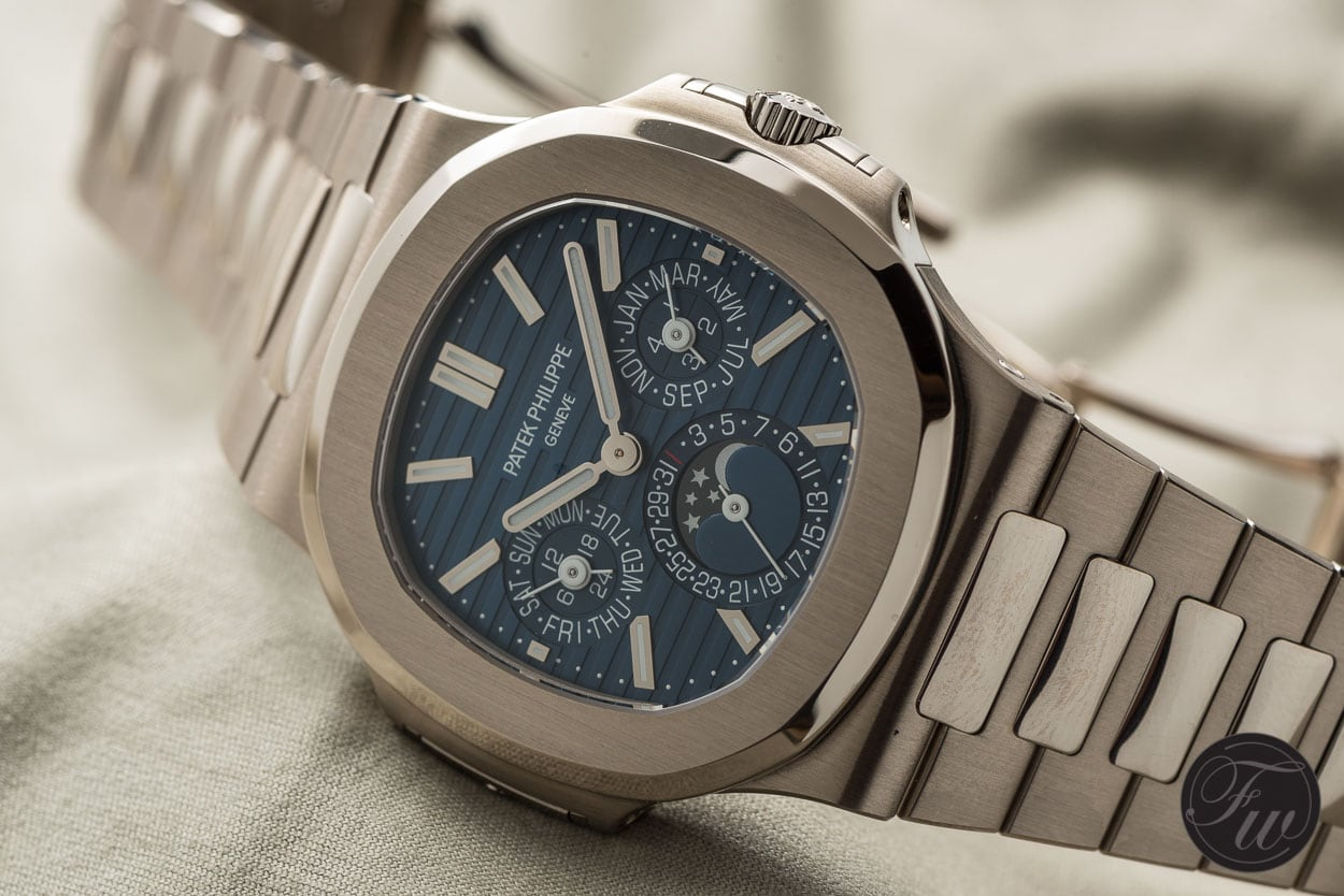 fcacd0c1f7fce Hands-On With The Patek Philippe Nautilus 5740/1G