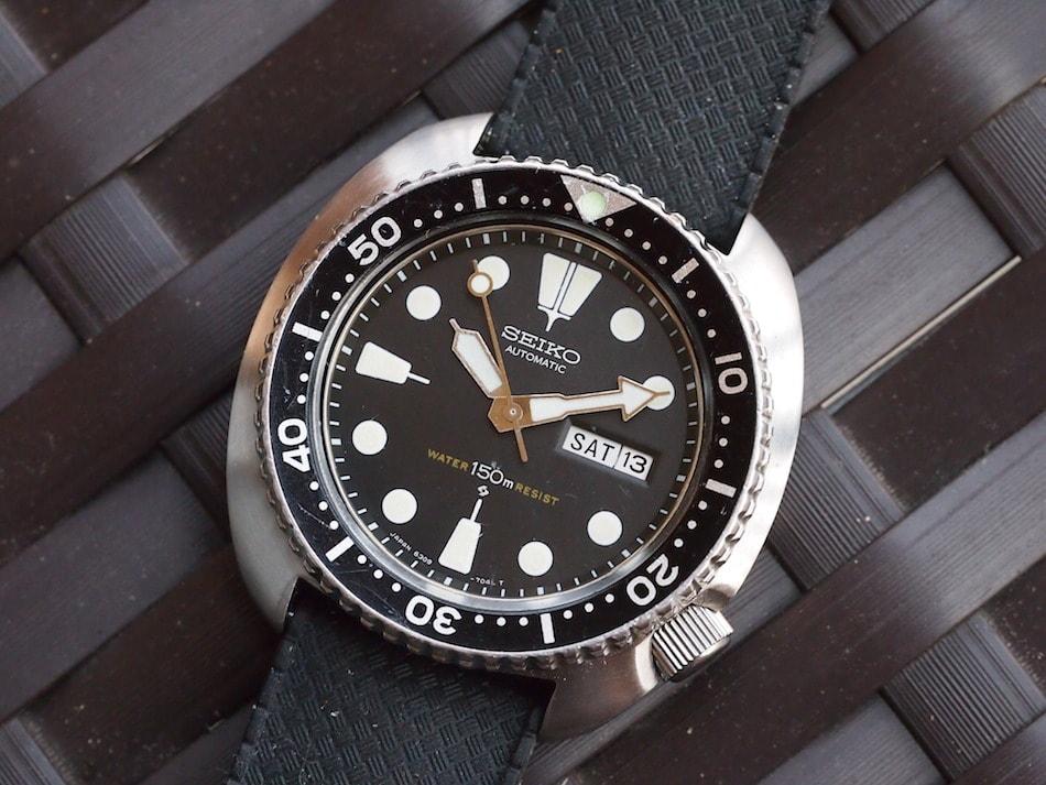 Seiko 6309 - Top Vintage Seiko Divers