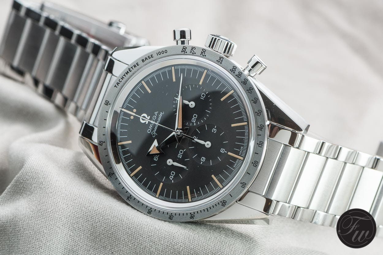 Omega Speedmaster'57 60th anniversary