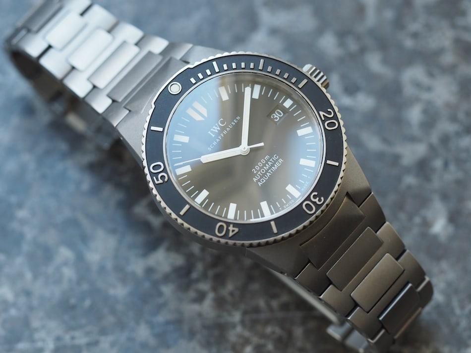 IWC Aquatimer 3536