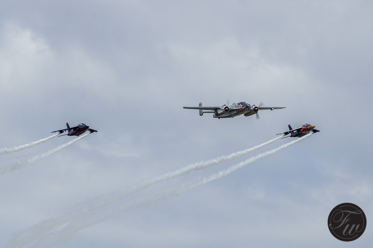 Red Bull Air Race Budapest with Hamilton - Photo Essay