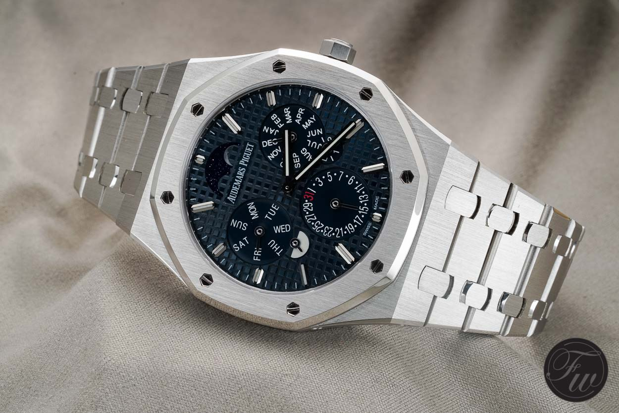 One Of 2018 S Coolest Watches Is Not For Sale The Audemars Piguet
