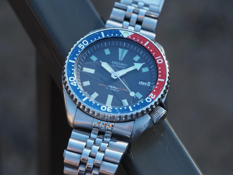 TBT Seiko 7002 Diver - A Neo-Vintage Classic