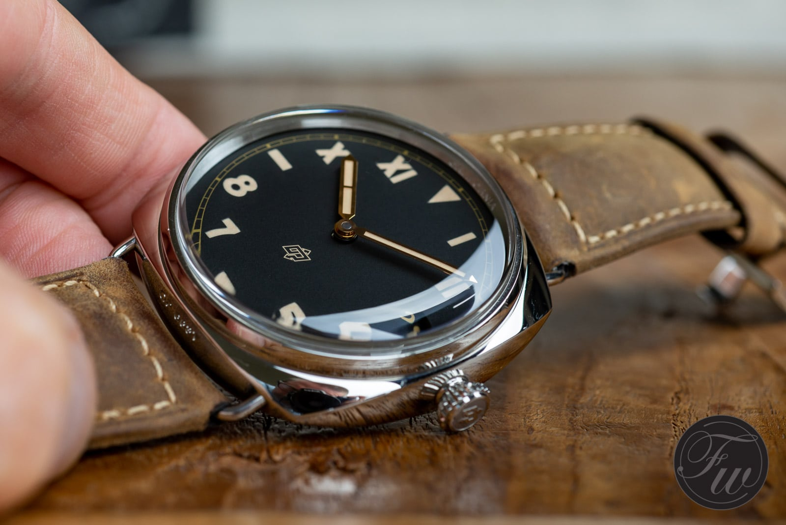 Panerai Pam00424 California Dial Hands On Review