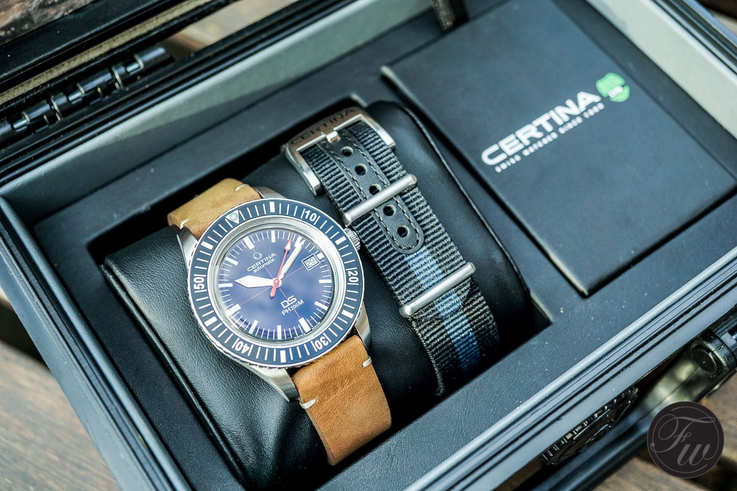 Certina Ds Ph200m Hands On Review Of A Great Diver