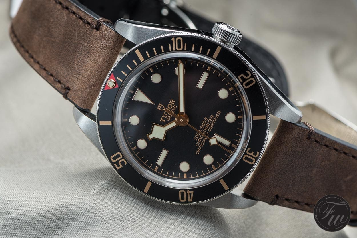 You Asked Us Which Watch Tudor Black Bay Fifty Eight Or Sinn Ezm 13