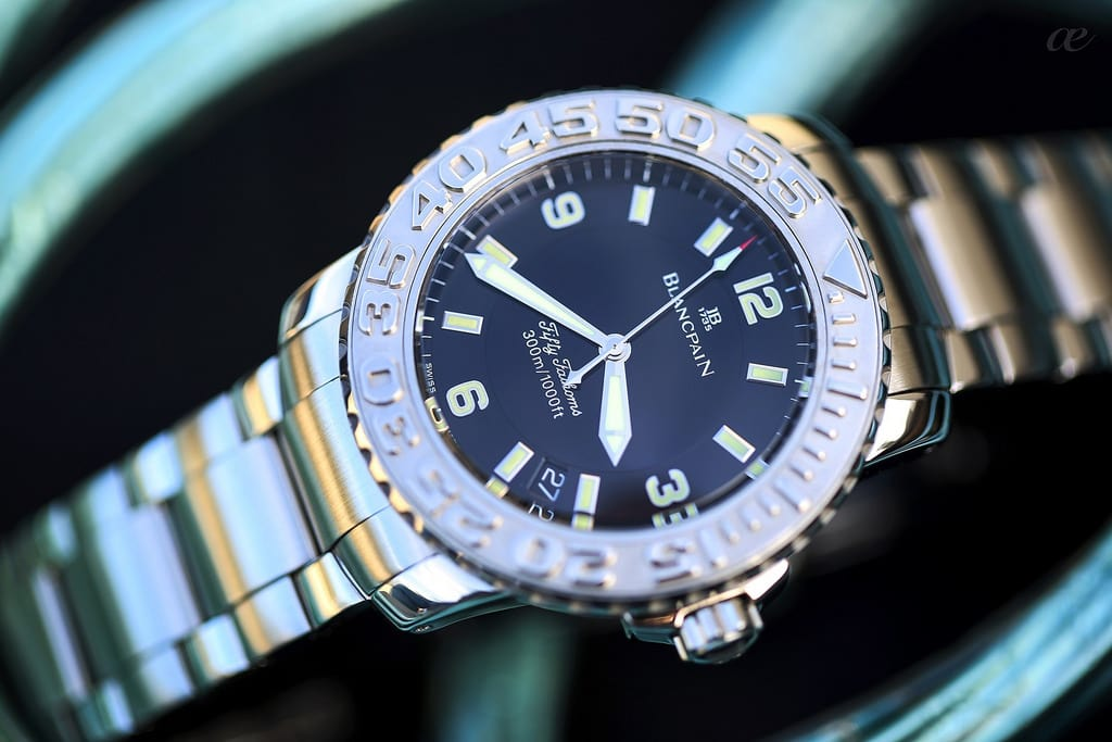 Blancpain Trilogy Fifty Fathoms