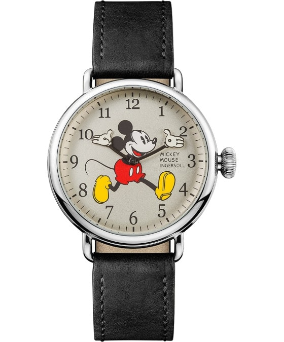 Mickey Mouse Watches - Celebrating The Birthday Of An Icon