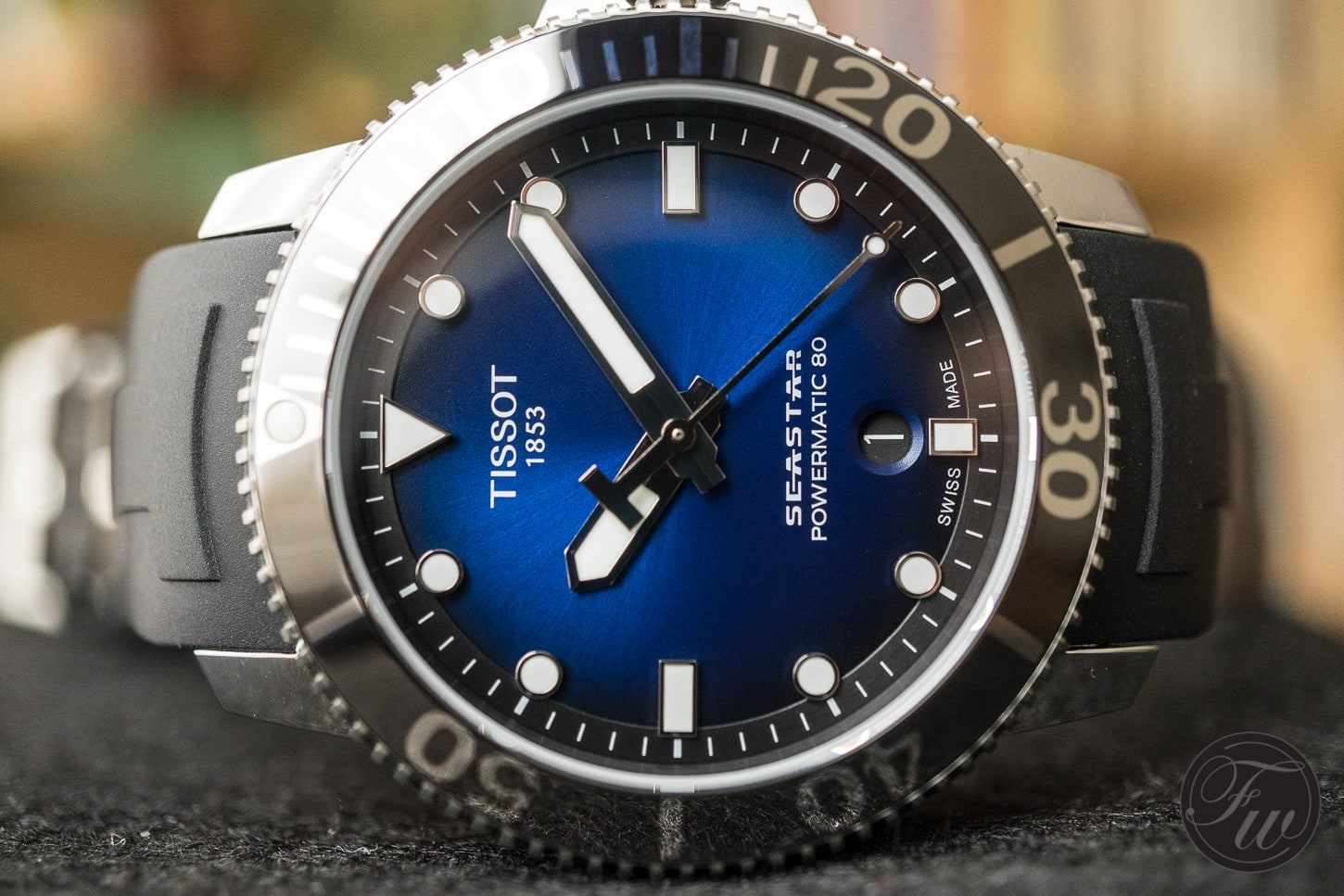 Hands On Tissot Seastar 1000 Powermatic 80 Review