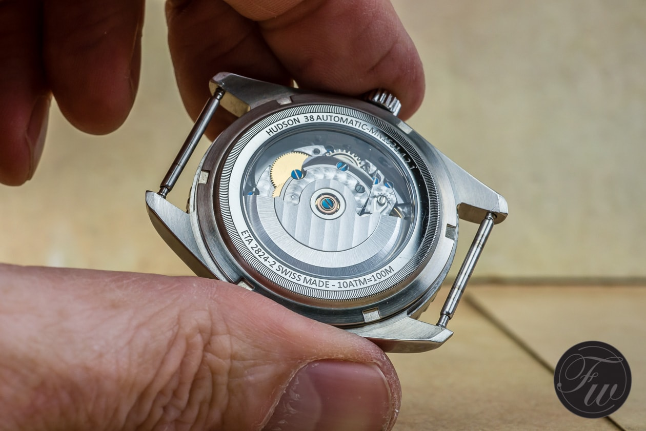 Does ETA sell their ebauches outside the Swatch Group?