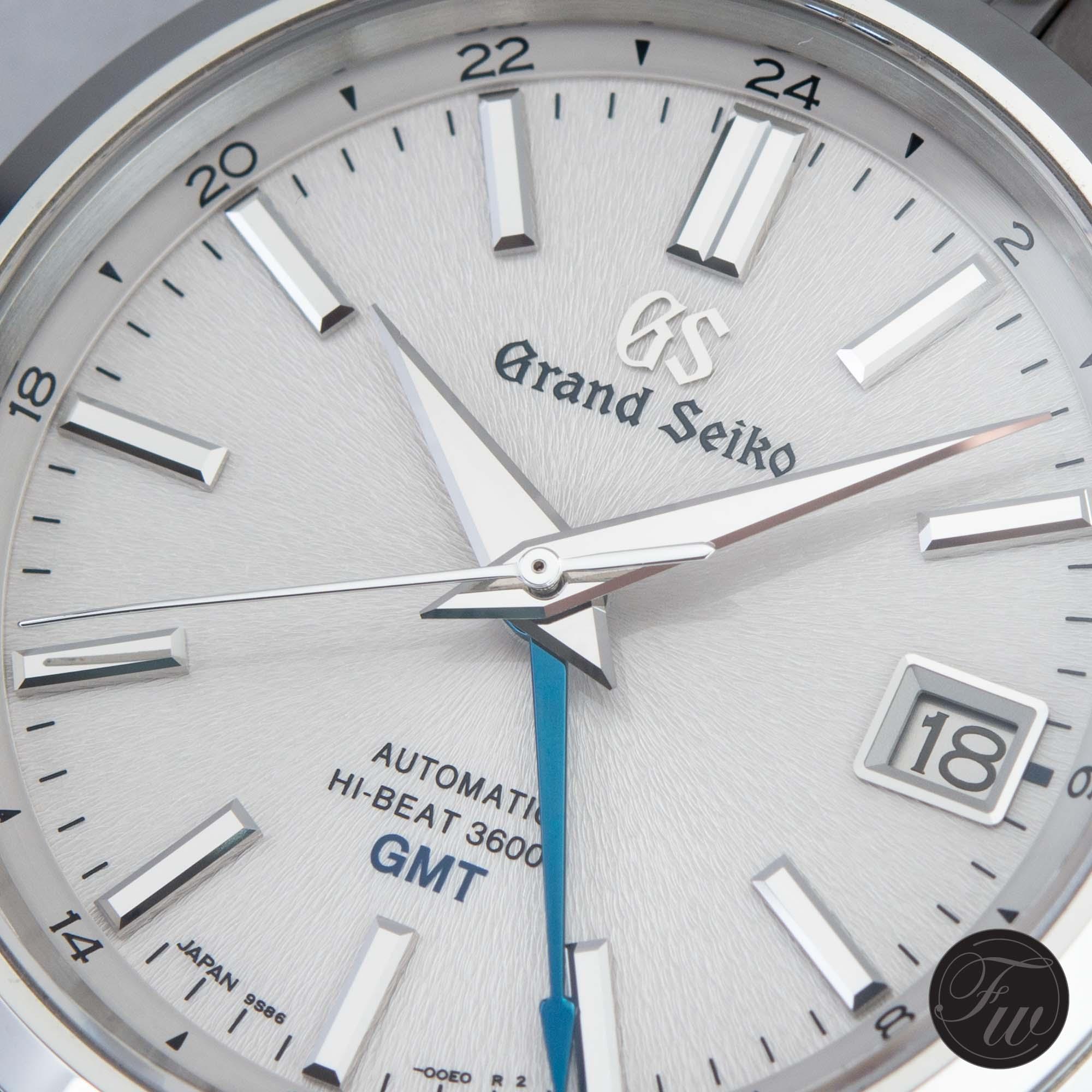 Grand Seiko SBGJ201