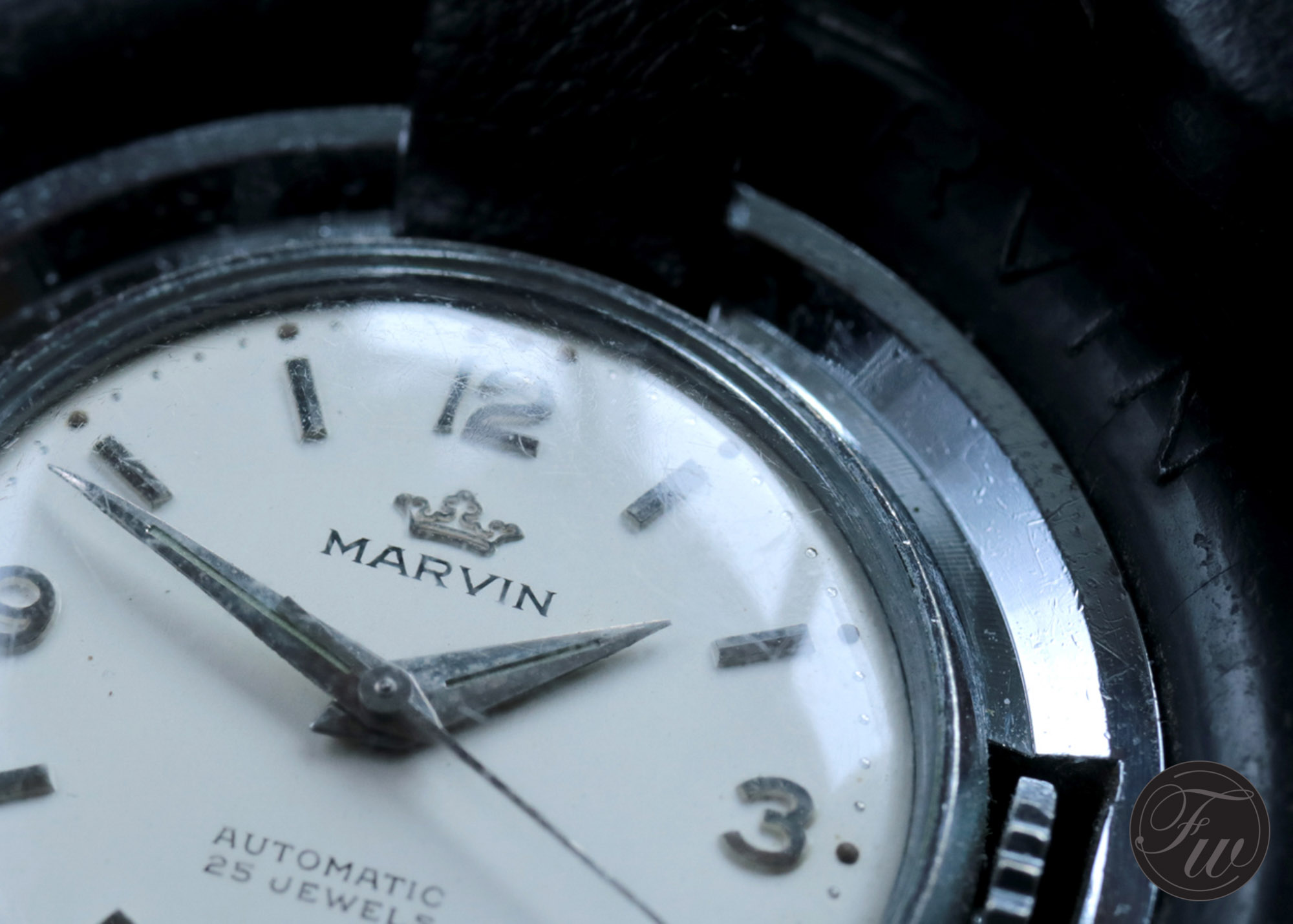 Marvin Tyre Watch