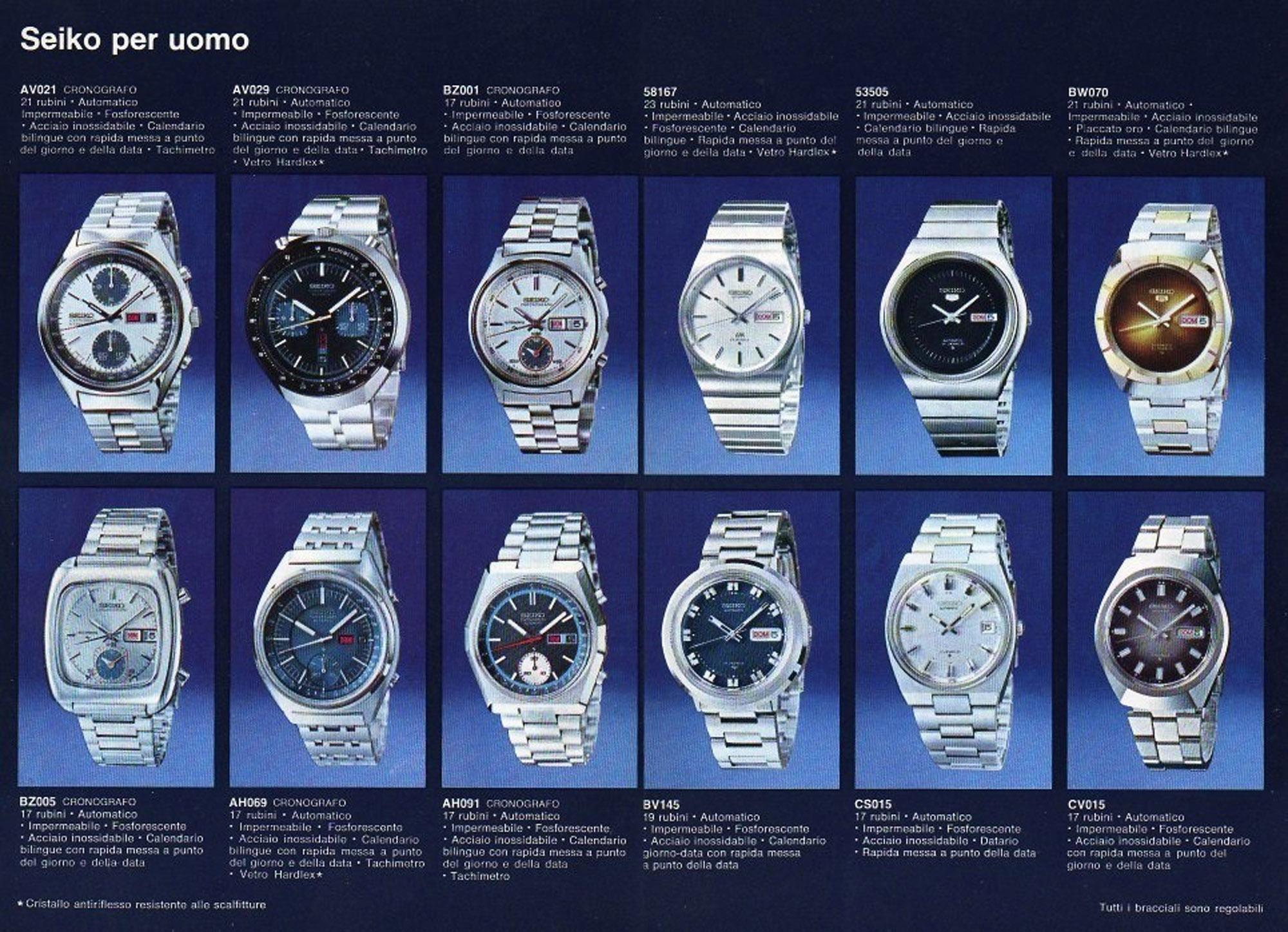 Calendario Ebel.Tbt Automatic Flyback Chronograph Seiko 7016 8000