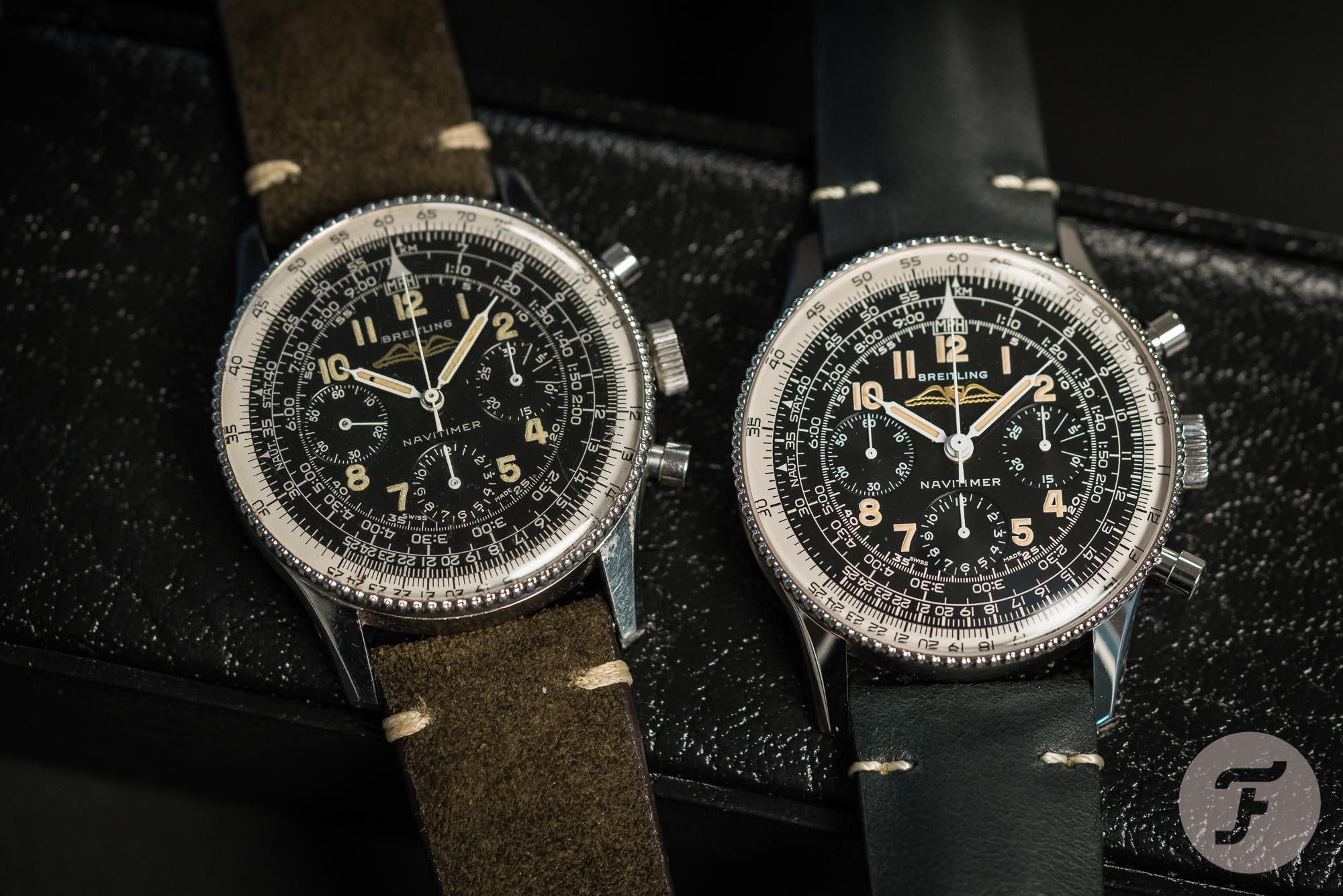 Breitling Navitimer 806 1959 Reedition Breaking News Live Pics