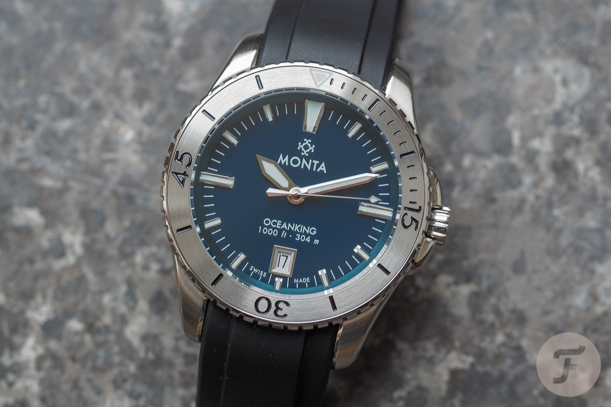 Long-term Test - Monta Oceanking
