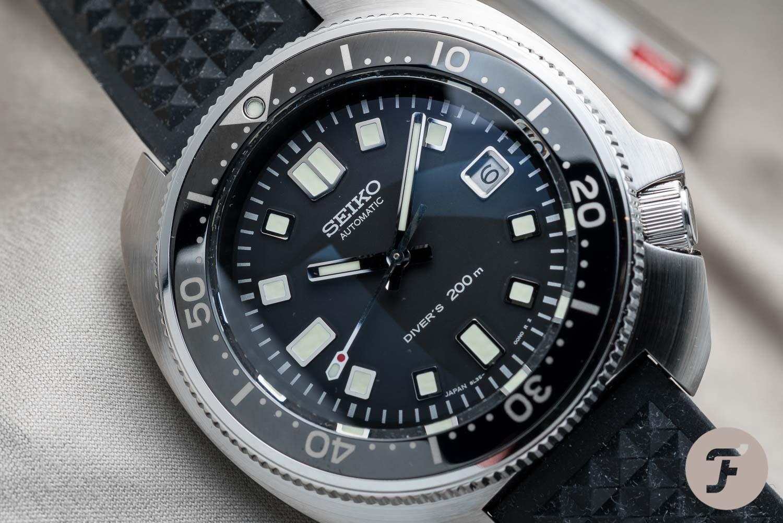 Hands-On: Seiko SLA033 1970 Diver