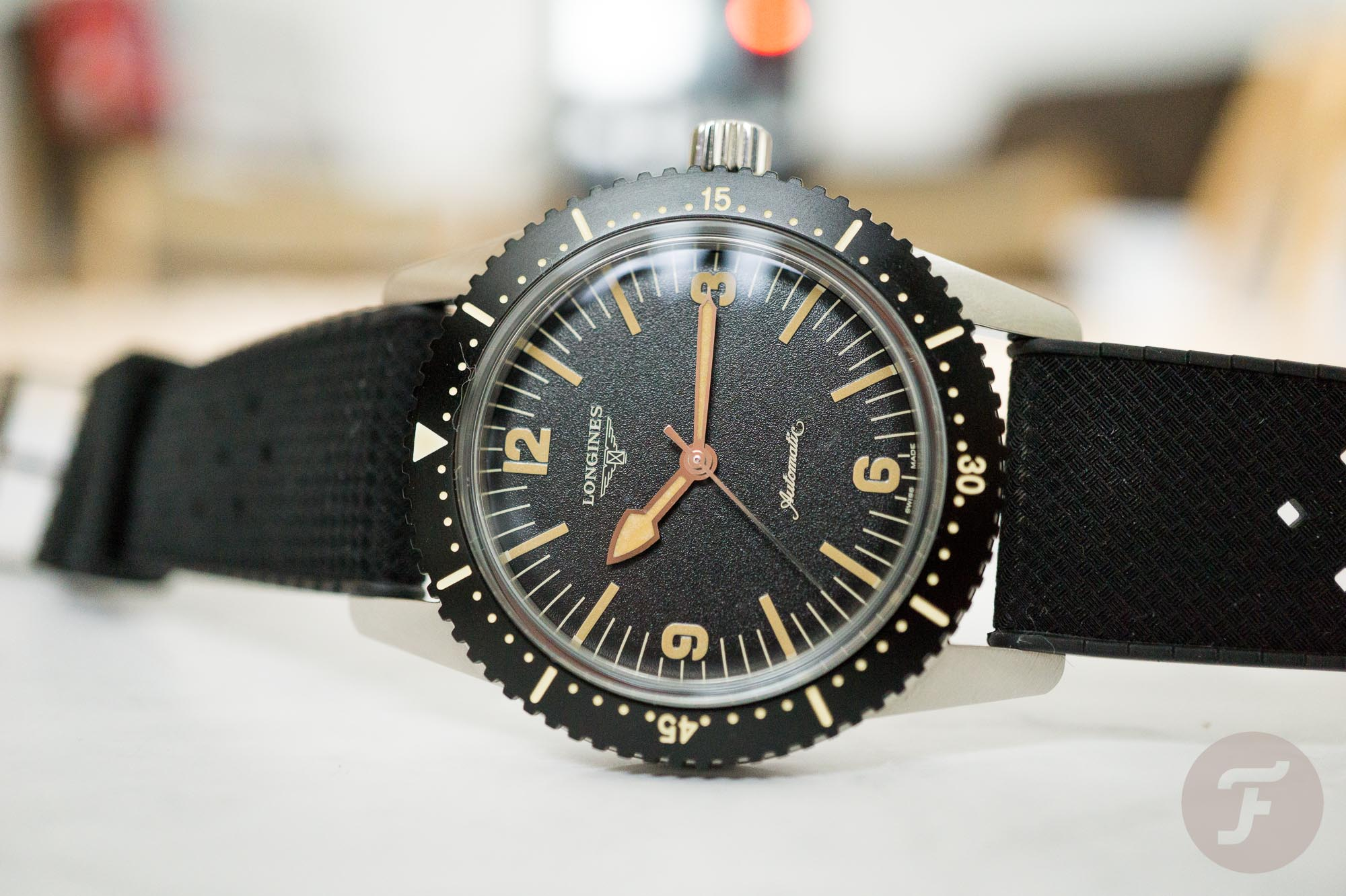 Longines Skin Diver - Hands On Review Of A Future Classic