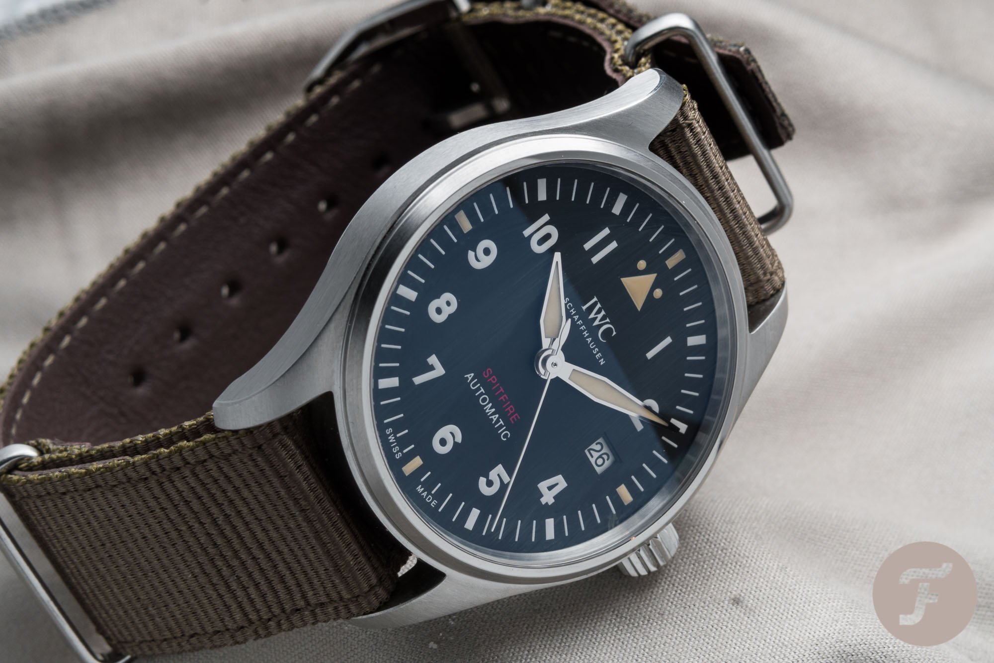 IWC Pilot's Automatic Spitfire IW326801