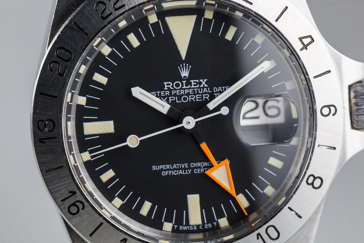 Rolex Explorer-II 1655