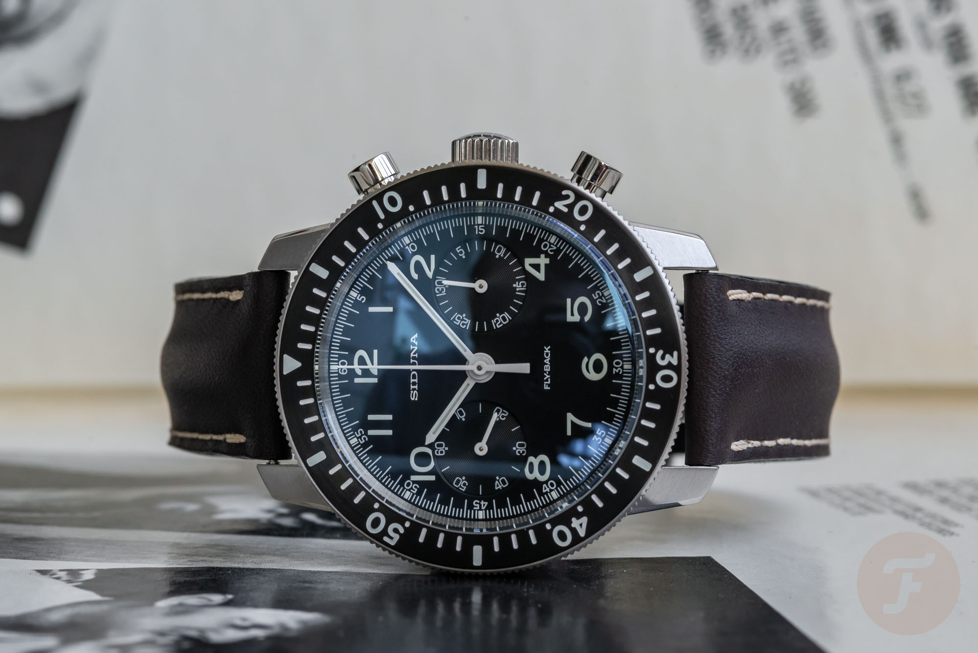 Siduna M3440 Flyback Chronograph
