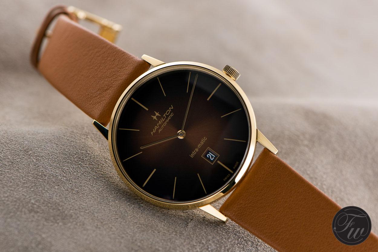 Hamilton Intra-Matic Top 10 Dress Watches