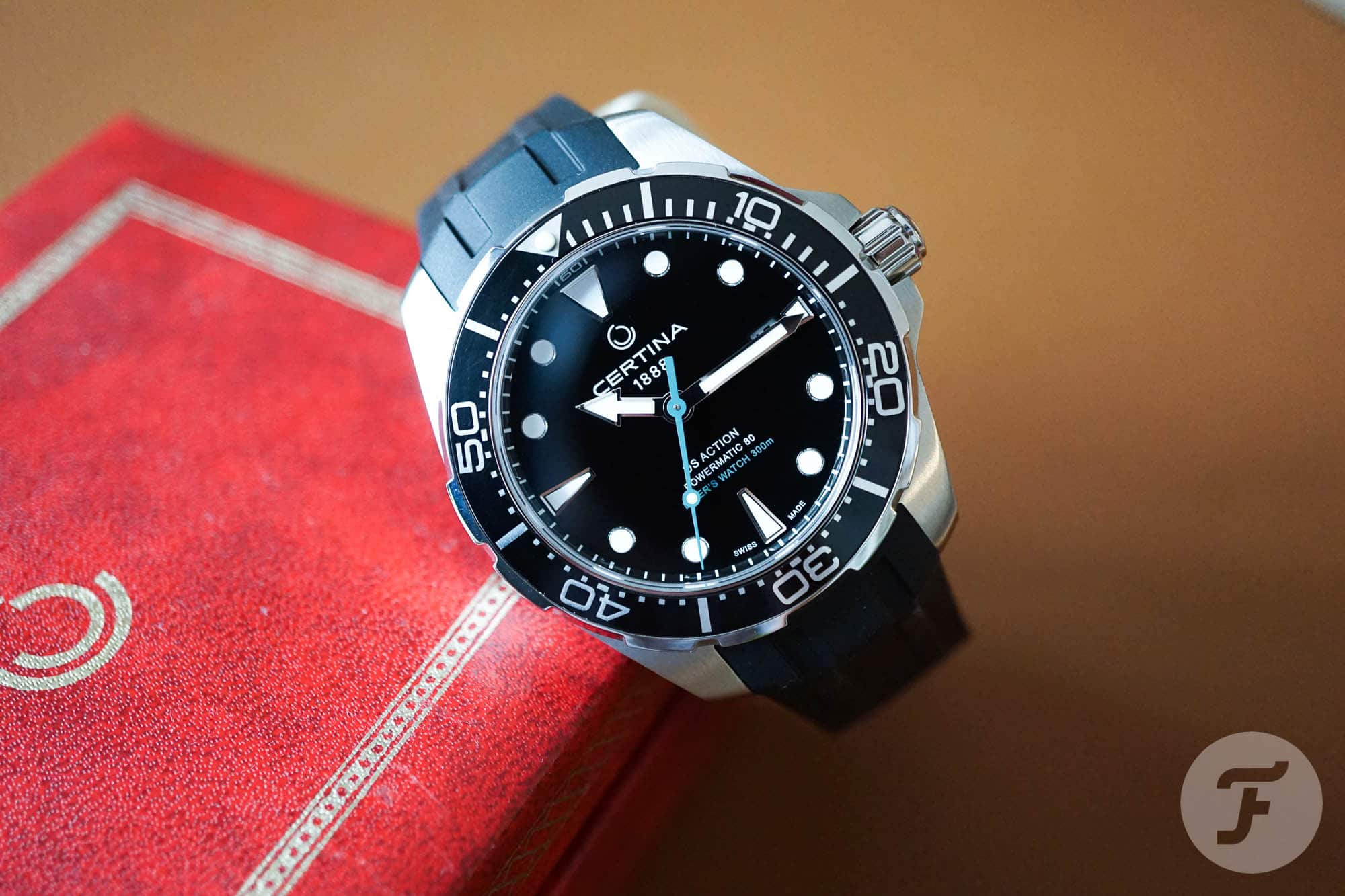 Hands-On: Certina DS Action Diver STC 60th Anniversary Review