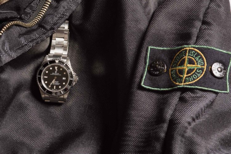 The Watches Of Massimo Osti – Founder of Stone Island and CP Company