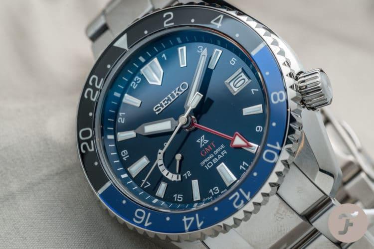 Hands-On: The Seiko Prospex LX SNR033 GMT