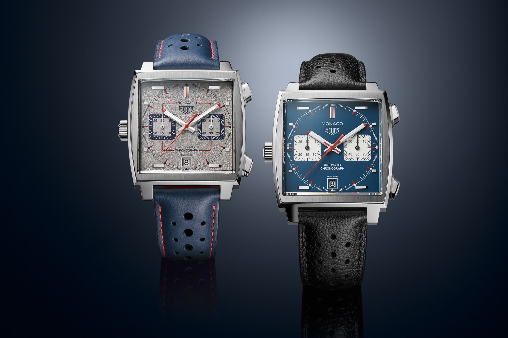 Hot Take Tag Heuer Monaco 1989 1999 Limited Edition