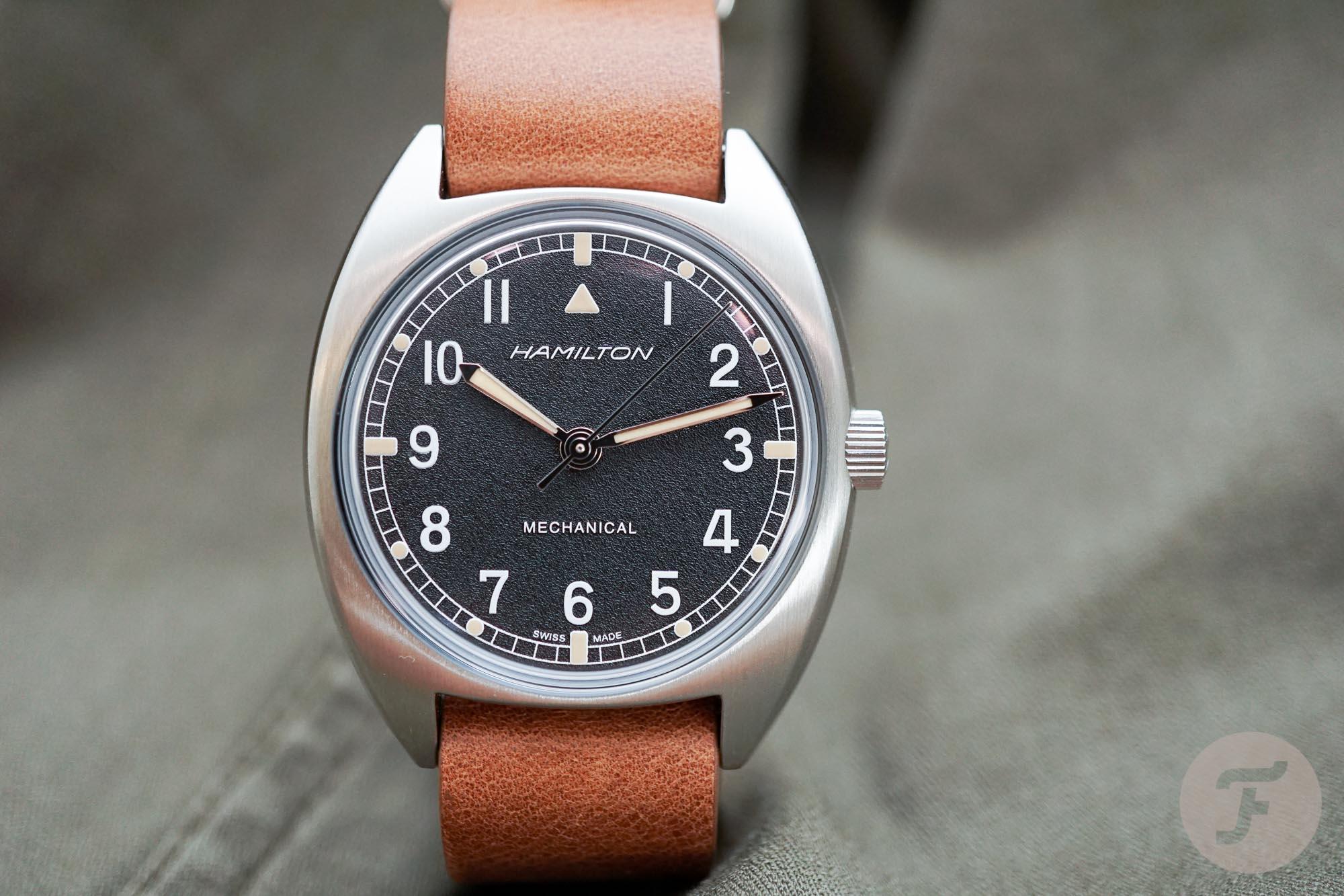 [Nouveauté] Hamilton réédite à nouveau une montre militaire Hamilton-Khaki-Pilot-Pioneer-Mechanical-2-of-10