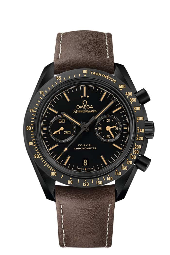Ceramic Speedmaster - Vintage Black