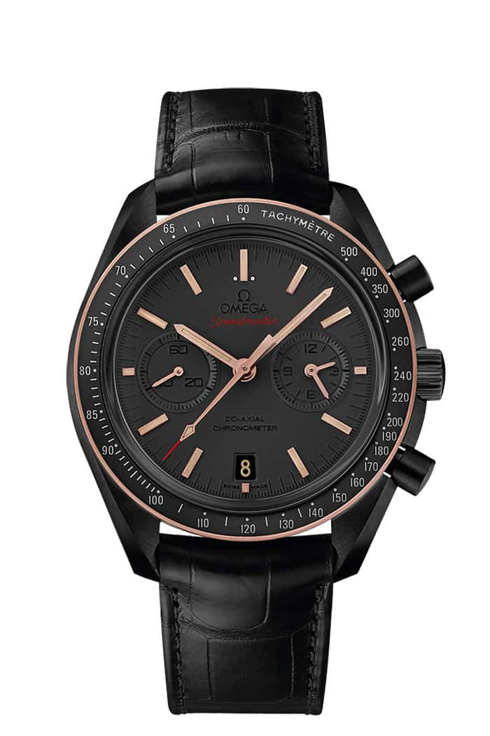 Ceramic Speedmaster - Sedna Black