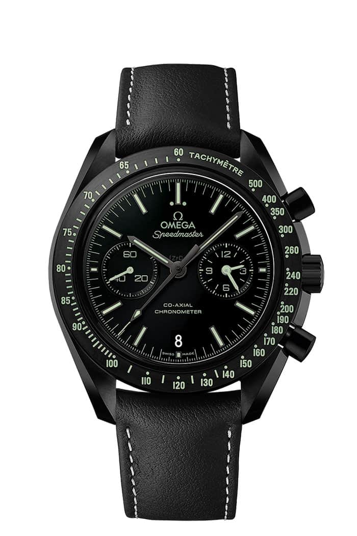 Ceramic Speedmaster - Pitch Black