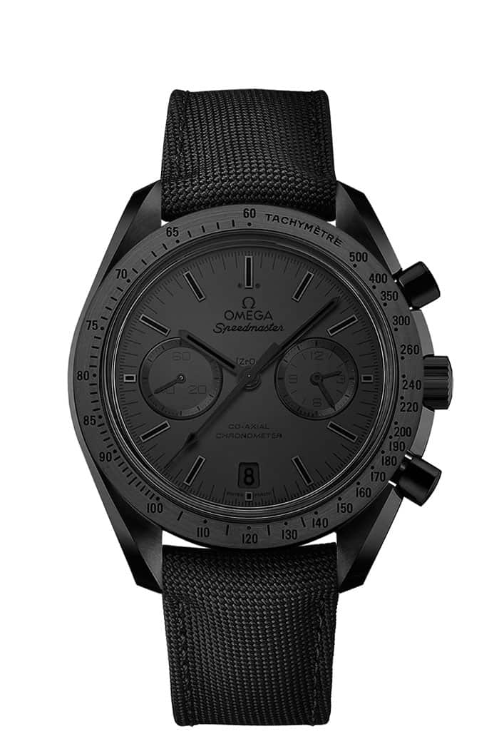 Ceramic Speedmaster - Black Black