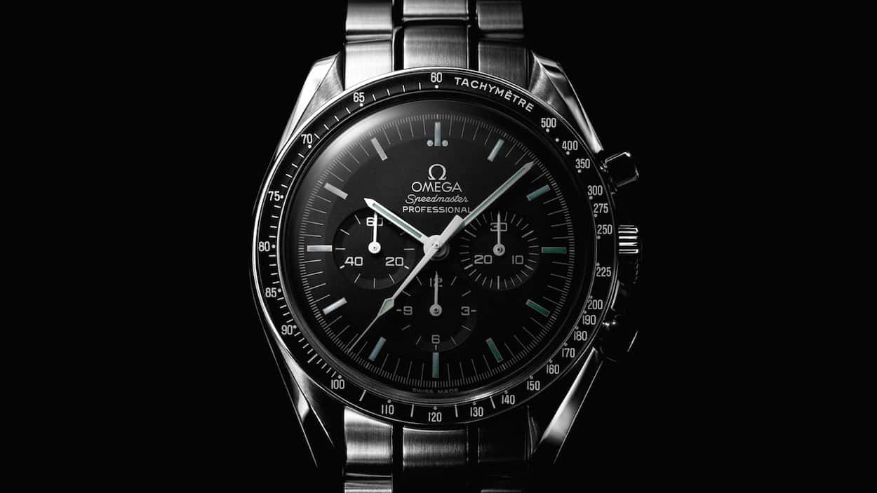 "As watch geeks, we should be ever thankful that Omega continues to make the ""Moonwatch"" in a relatively unaltered form.  It's still my #1 recommendation for anyone ho wants ""one good watch"". (Photo credit: Omegawatches.com)"
