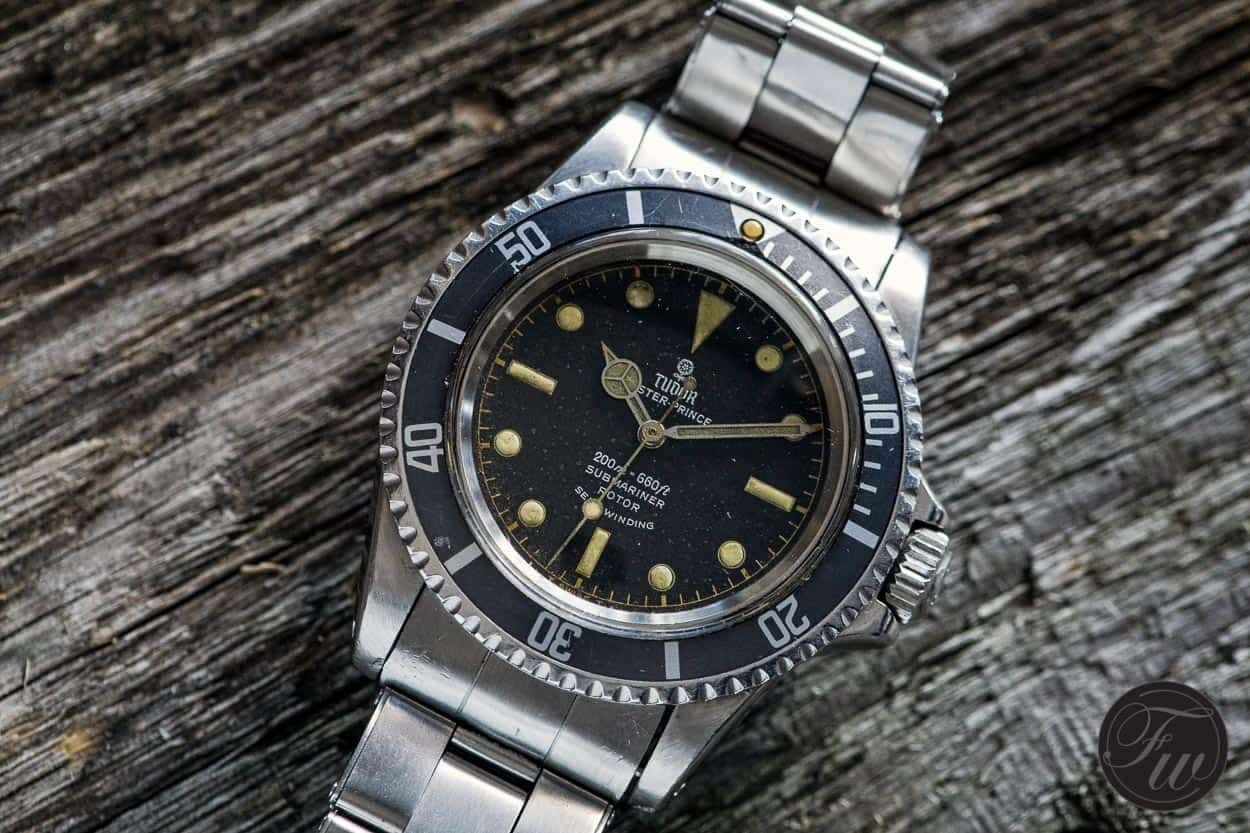 Tudor submariner a historical overview - Tudor dive watch price ...