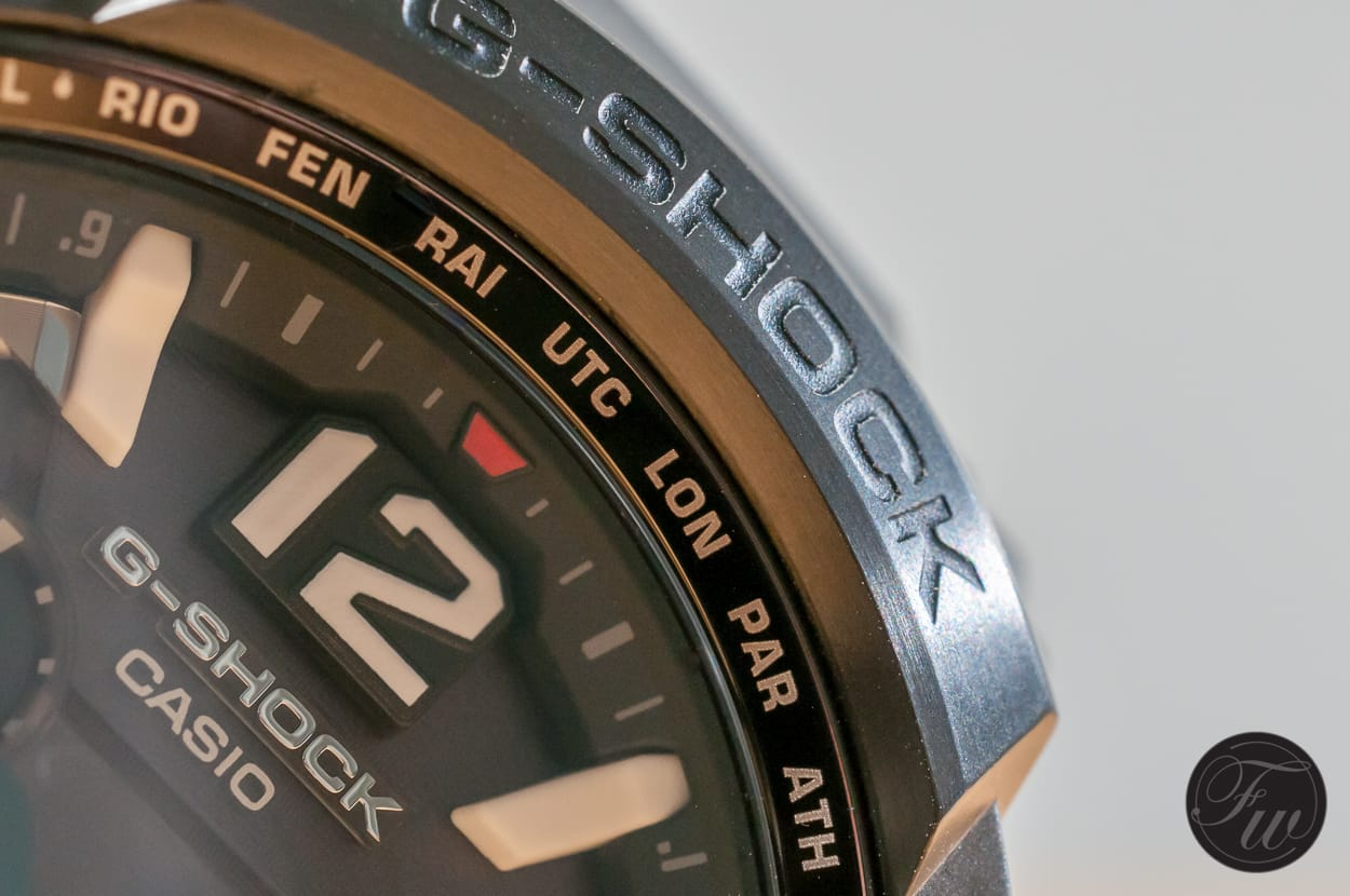 Casio G-Shock GPW-1000RAF