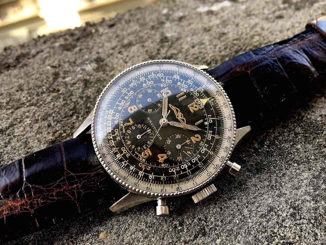 Vintage Breitling The Expert Interviews