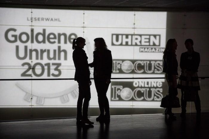 Goldene Unruh 2013