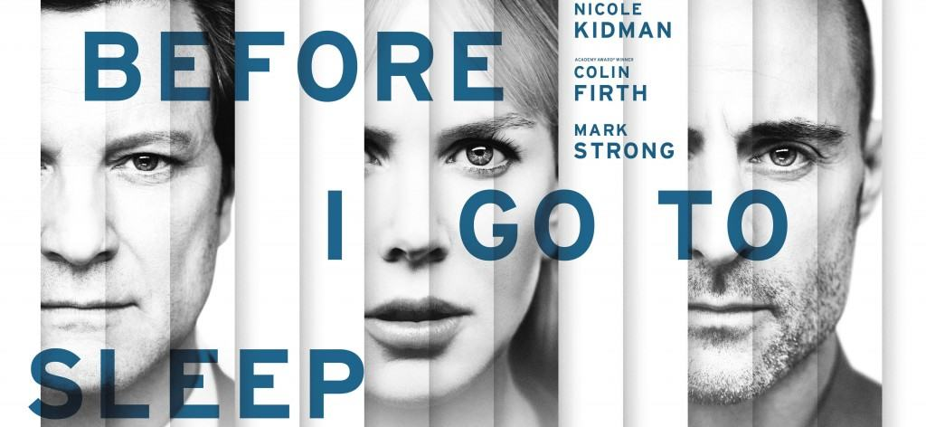 Before I go to sleep - poster