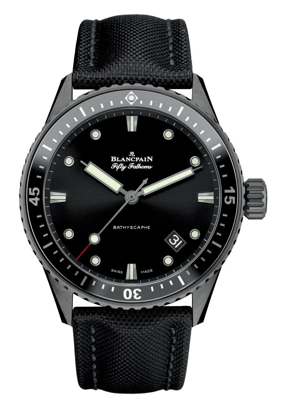 Diving Watches - Blancpain Fifty Fathoms