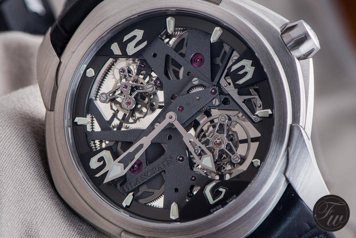 Blancpain L-Evolution 92322-34B39-55B-6544